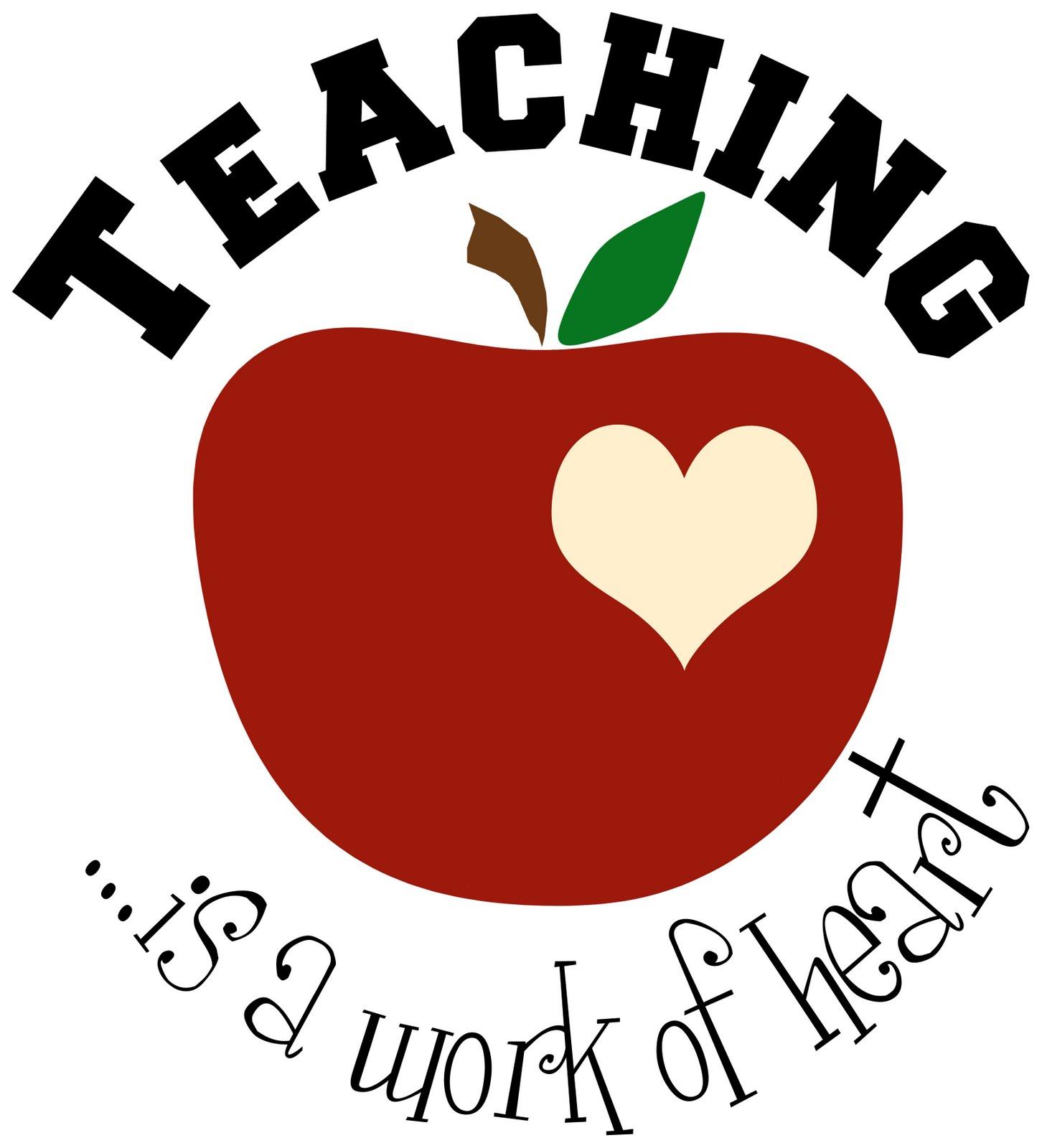 Teacher Apple Clipart-teacher apple clipart-11