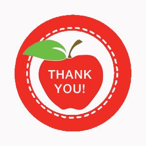 teacher appreciation clipart