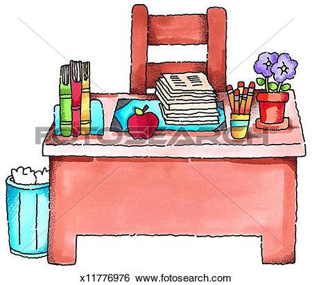 Teacheru0026#39;s Desk-Teacheru0026#39;s Desk-9