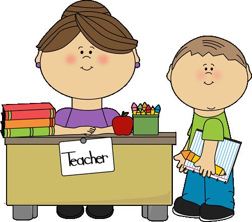 Teacher and Student