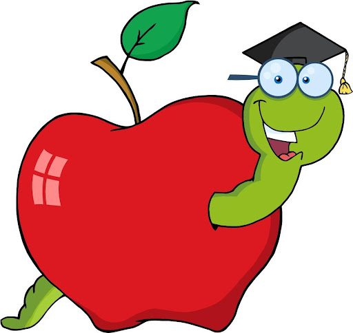 Teacher Apple Clip Art-Teacher Apple Clip Art-10