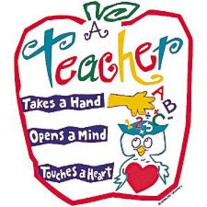 teacher appreciation clip art | Teacher Graphic Image