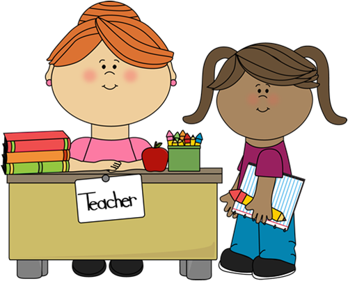 Teacher Helper Clipart #1-Teacher Helper Clipart #1-1