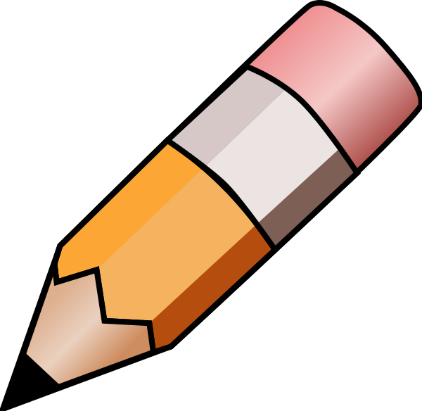 Teacher Pencil Clipart | Clipart library - Free Clipart Images