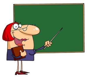 Teacher Teaching Clipart Clipart Image-Teacher teaching clipart clipart image-13