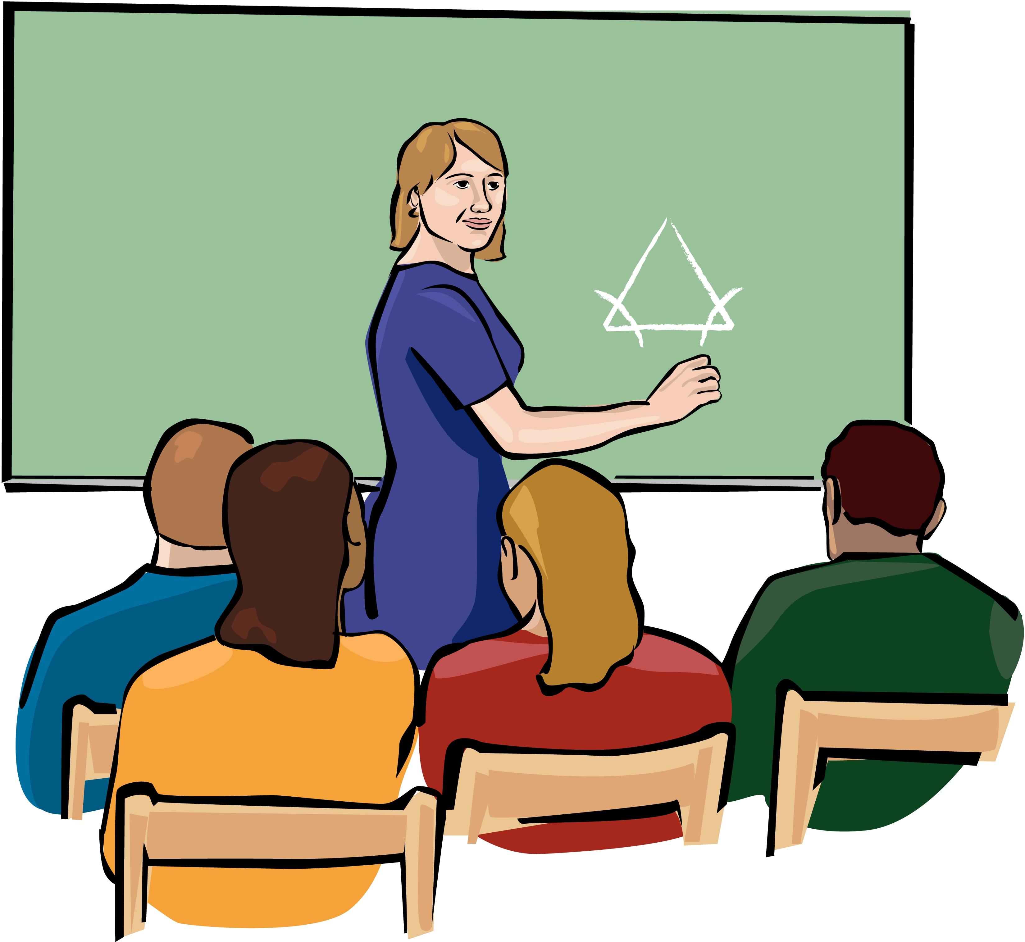 teaching clipart