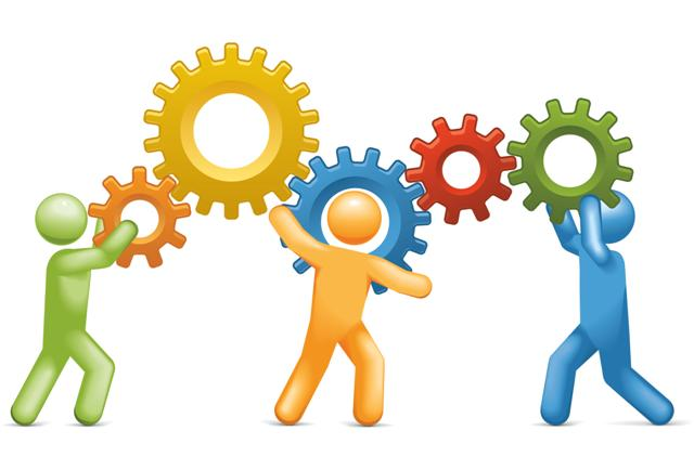Team Of Working Together Clipart #1-Team Of Working Together Clipart #1-20