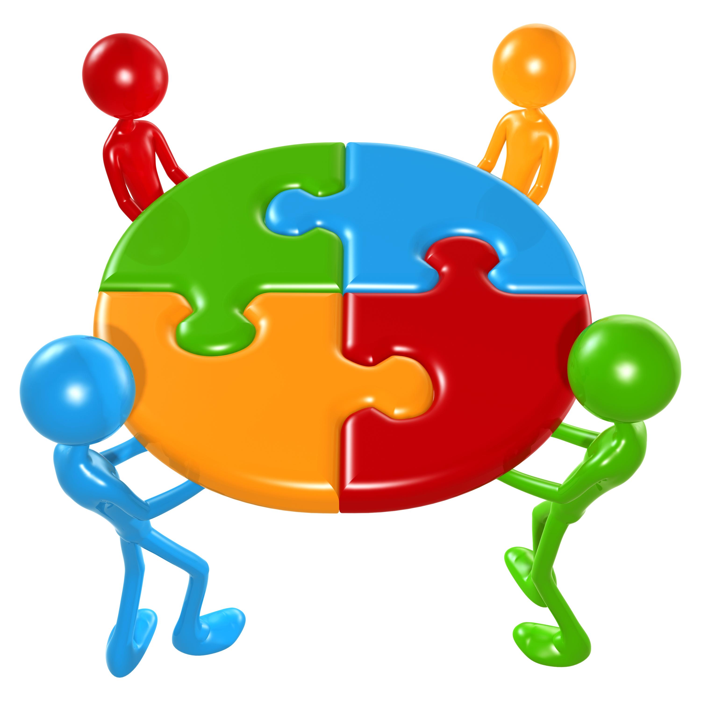 teamwork clipart free