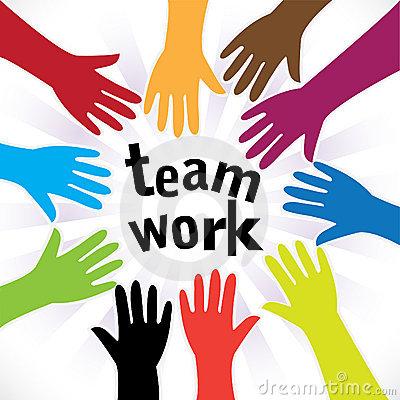 teamwork clipart