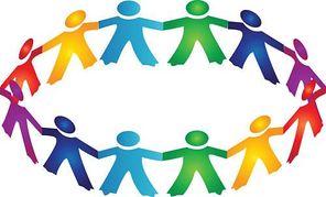Teamwork lavoro squadra illustrazioni clipart lavoro squadra oltre