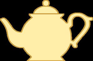 Teapot 1 clip art at vector clip art