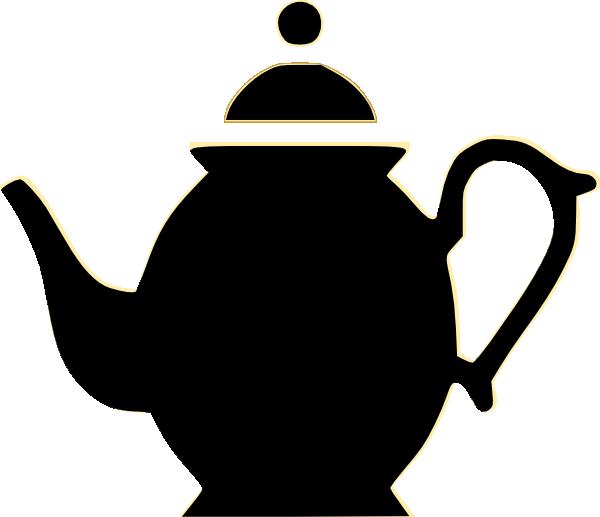 teapot clipart