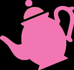 Teapot Pouring Clip Art At Clker Com Vector Clip Art Online Royalty