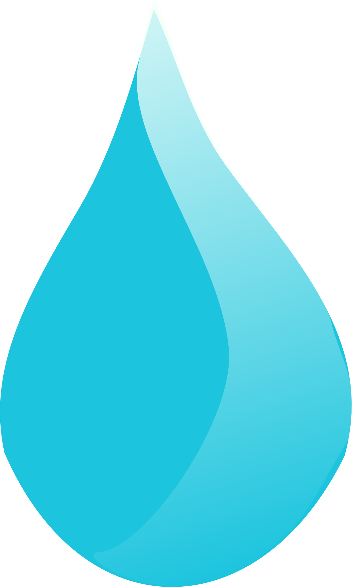 Teardrop Template - Clipart library. Water drop, rain drop,blue, liquid, teardrop ,cartoon vector
