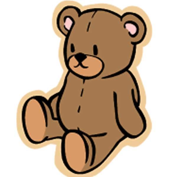 Teddy Bear Clip Art On Teddy Bears Clip -Teddy bear clip art on teddy bears clip art and bears 2 clipartwiz 2-7