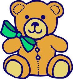 Teddy Bear Clip Art On Teddy Bears Clip -Teddy bear clip art on teddy bears clip art and bears clipartwiz-9