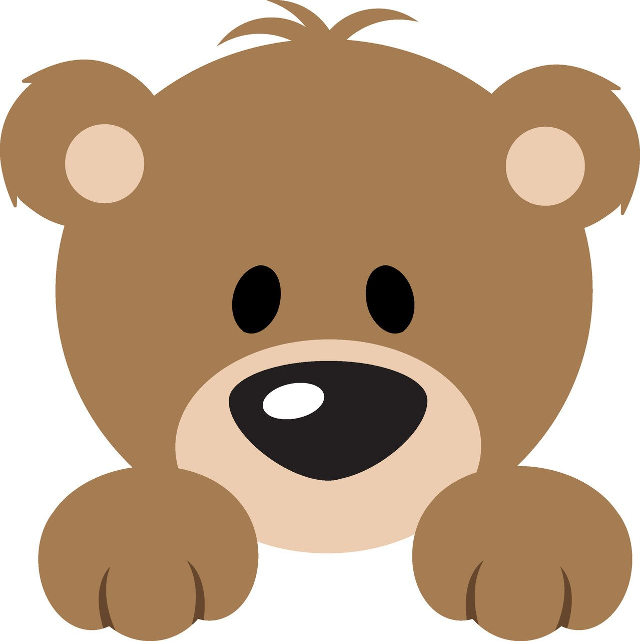. ClipartLook.com Clipart · Cute Bear C-. ClipartLook.com Clipart · Cute Bear ClipartLook.com -3