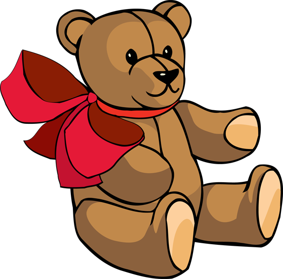 Teddy bear clipart free clipart images 2 clipartwiz