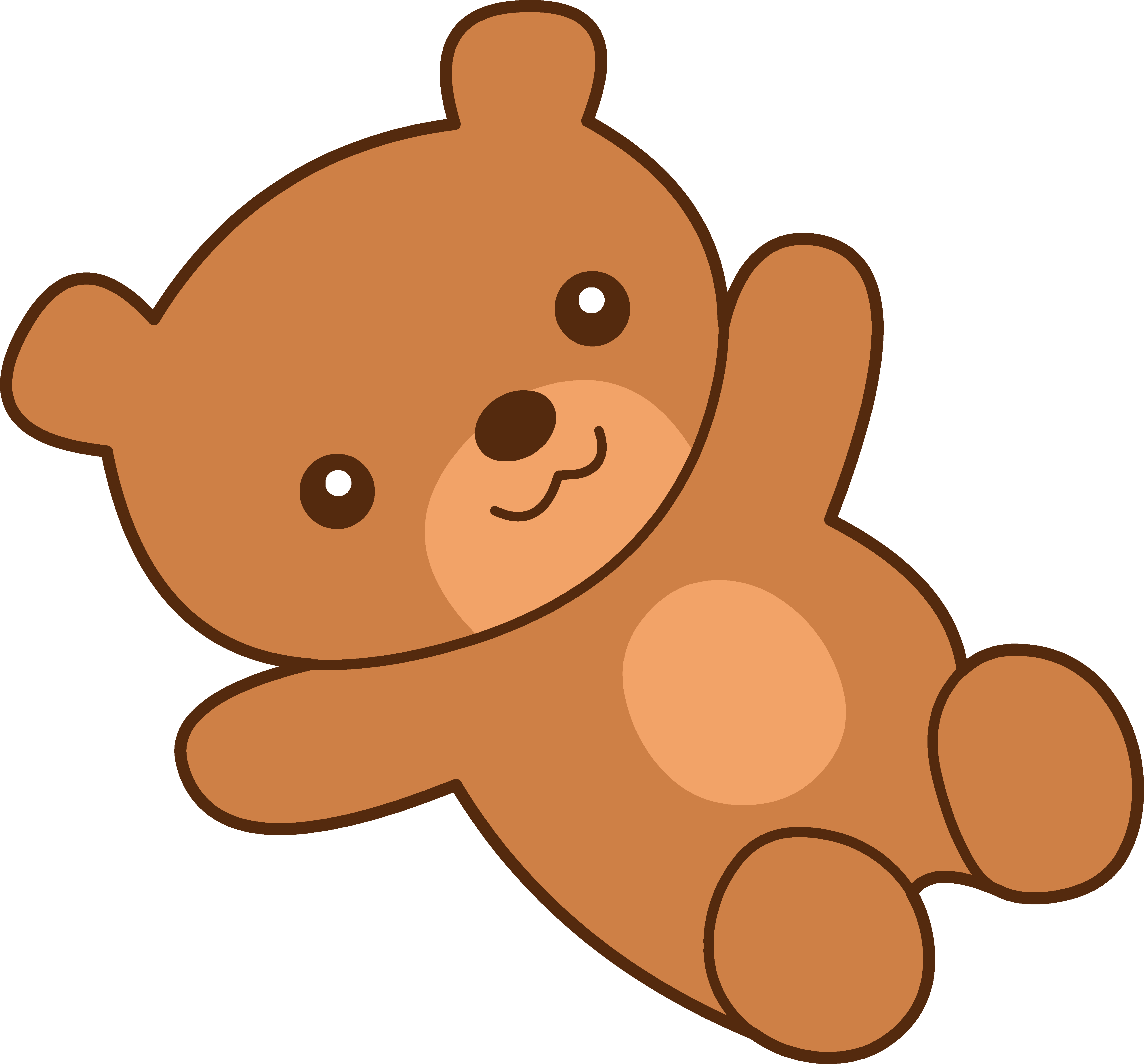 Teddy bear clipart free clipart images 3