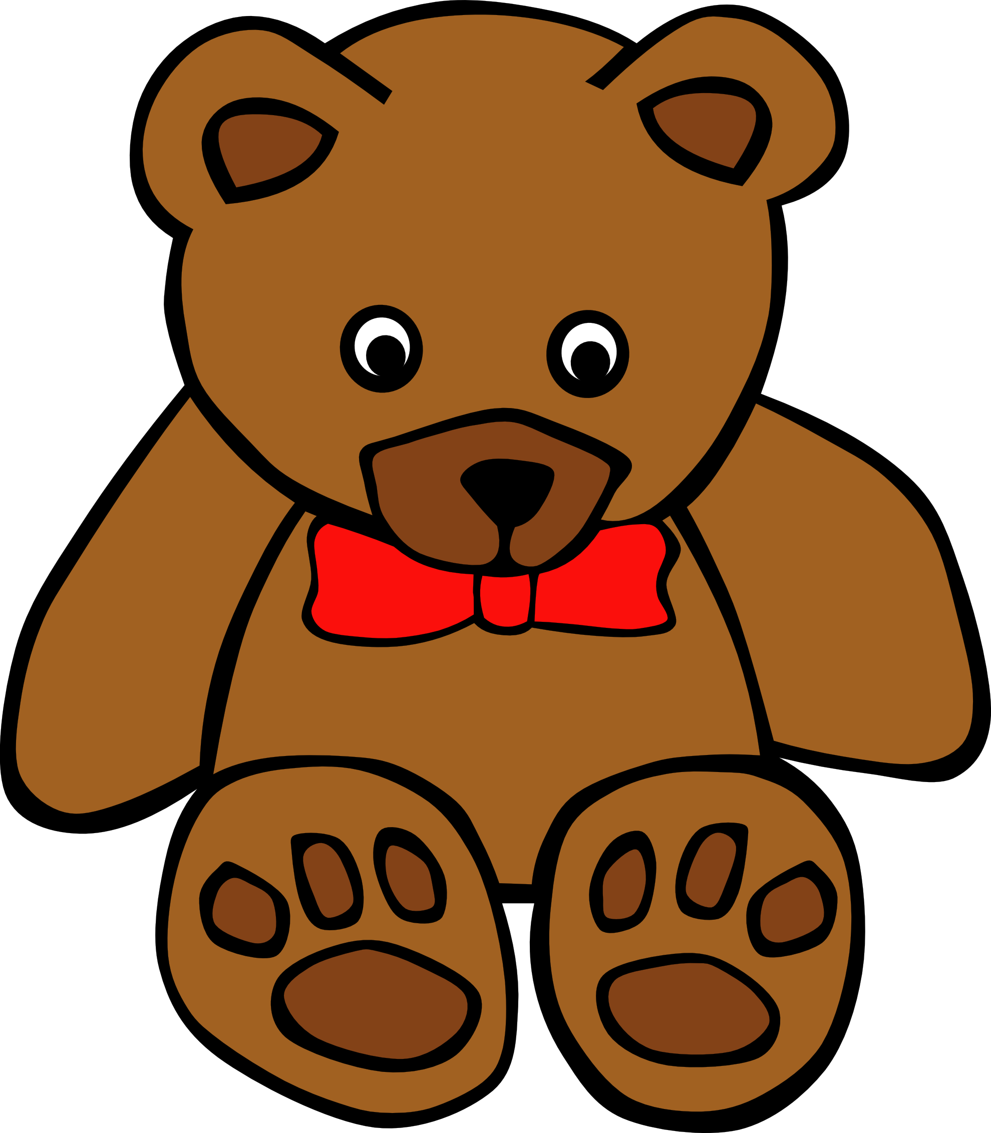 Teddy Bear Clipart Free Clipart Images 4-Teddy bear clipart free clipart images 4-14