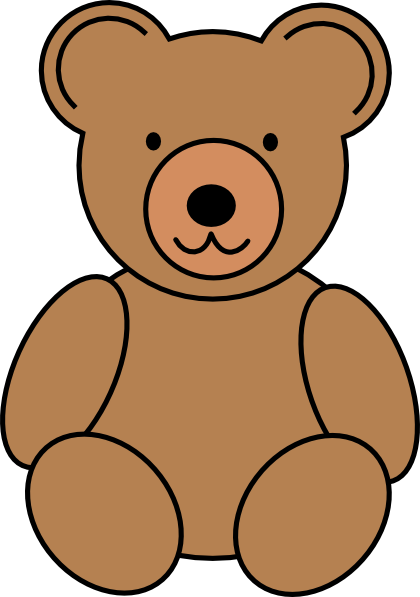 Teddy bear clipart free clipart images 6