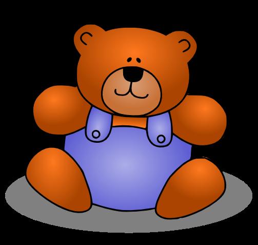 Teddy Bear Clipart Free Clipart Images 8-Teddy bear clipart free clipart images 8-16