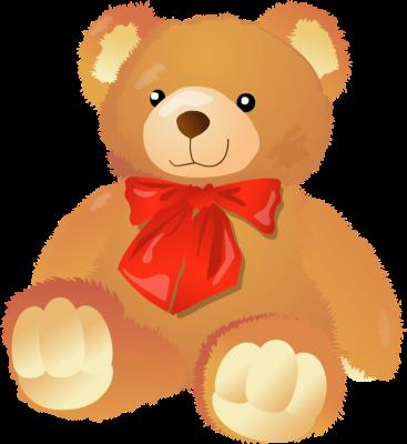 Free Teddy Bear Clipart #1