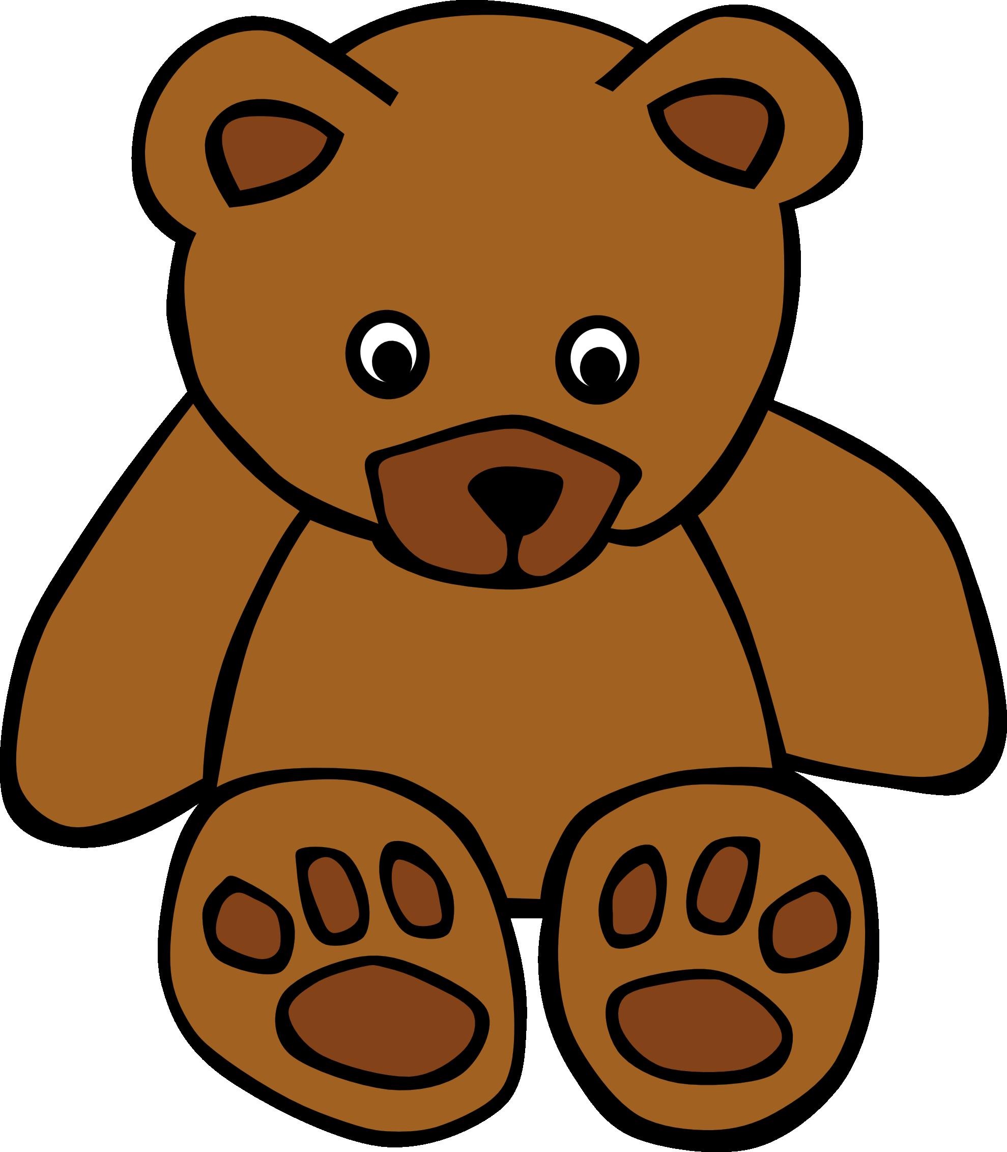 Teddy Bear Clipart-teddy bear clipart-12