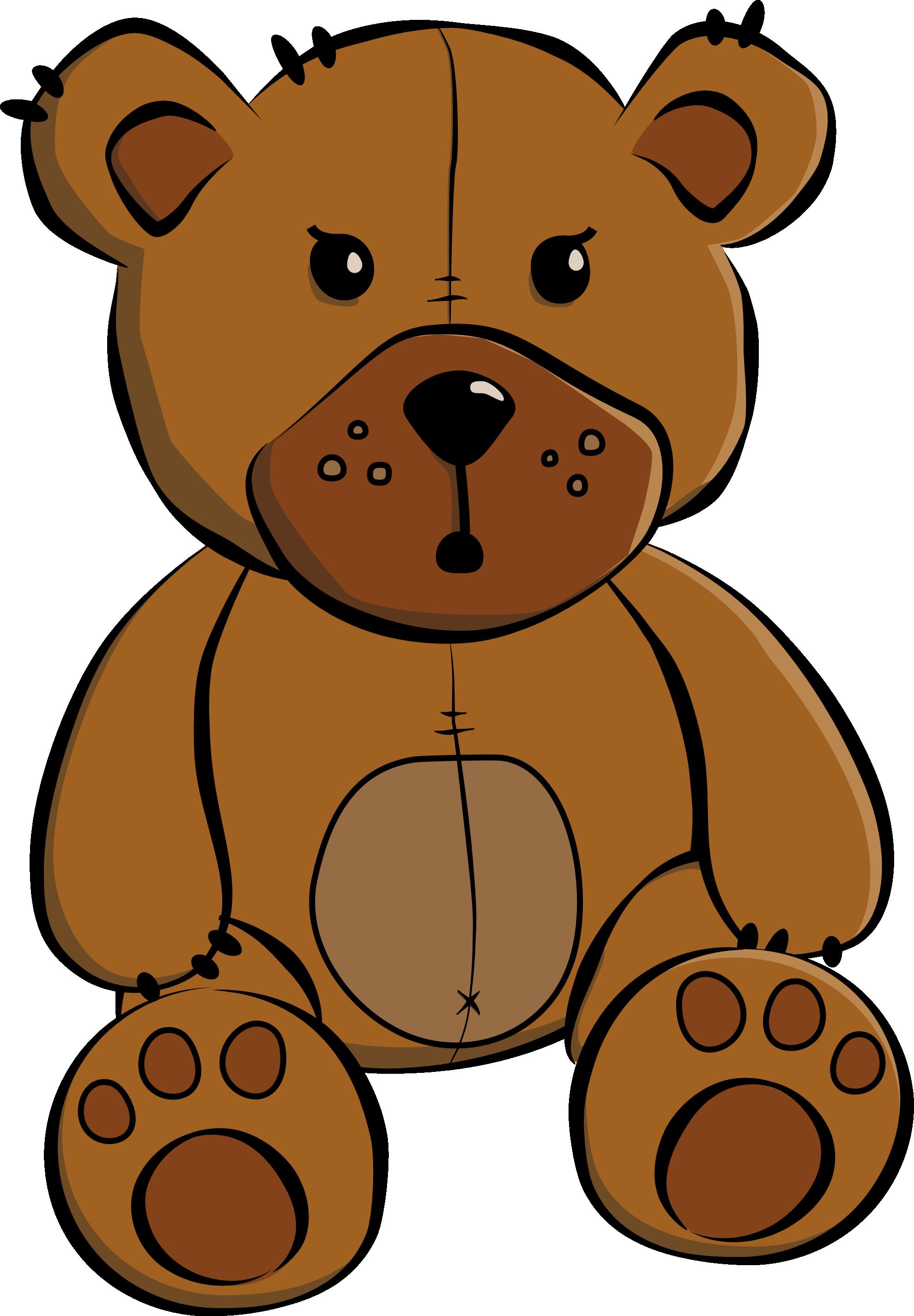 teddy bear clip art | teddy bear xmas christmas SVG