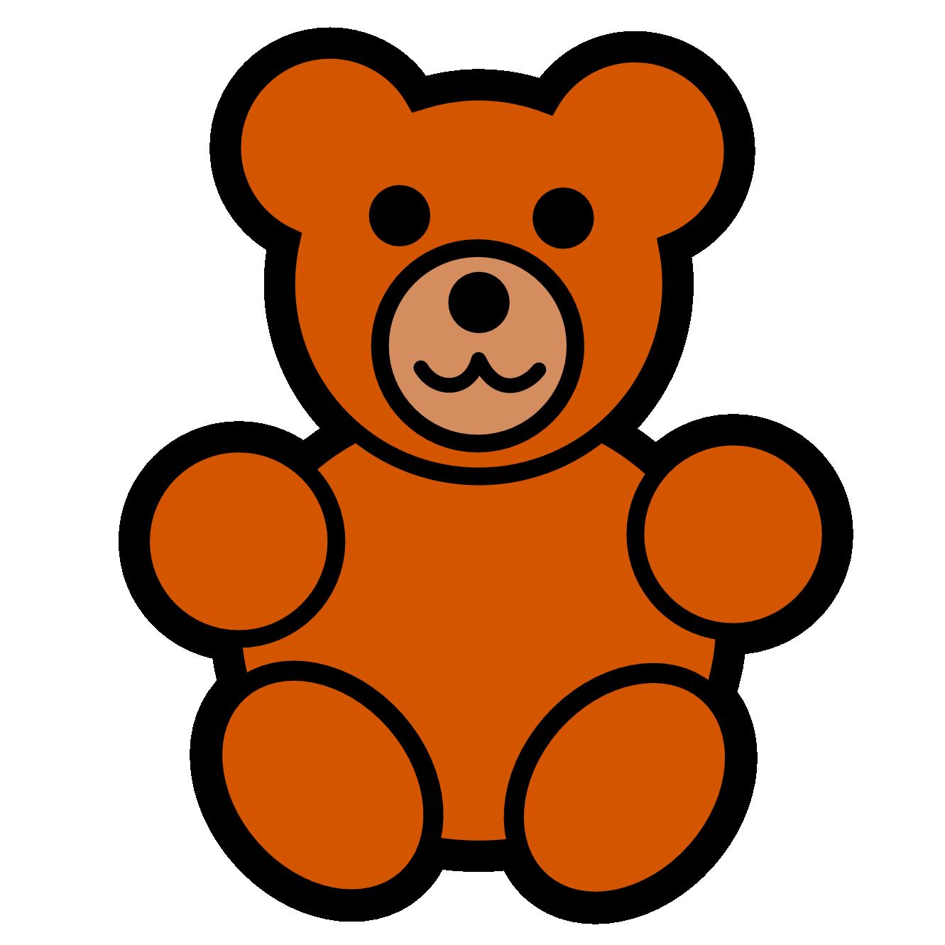 Teddy bears clipart free ... teddy bear clipart