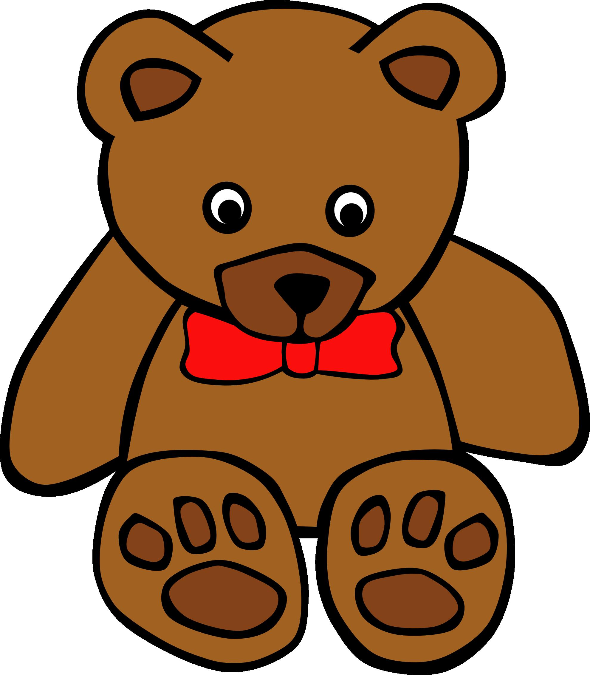 Teddy Clip Art - Teddy Bears Clipart