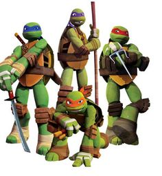 Teenage Mutant Ninja Turtles  - Teenage Mutant Ninja Turtles Clipart