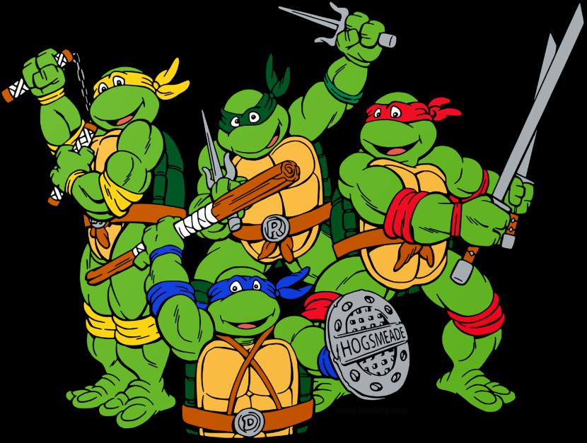 Teenage Mutant Ninja Turtles Clip Art-Teenage Mutant Ninja Turtles Clip Art-5