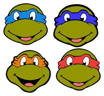 Teenage Mutant Ninja Turtles Heads Clipa-Teenage Mutant Ninja Turtles Heads Clipart Best Clipart Best-8