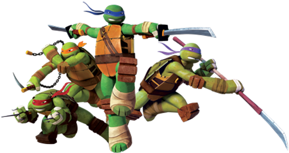 Teenage Mutant Ninja Turtles Pizza Box Clipart Free Clip Art Images