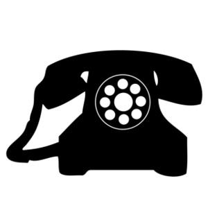 Telephone Clip Art-Telephone Clip Art-0