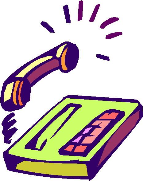 Telephone clip art-Telephone clip art-16