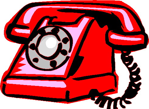 Telephone Clip Art-Telephone Clip Art-3