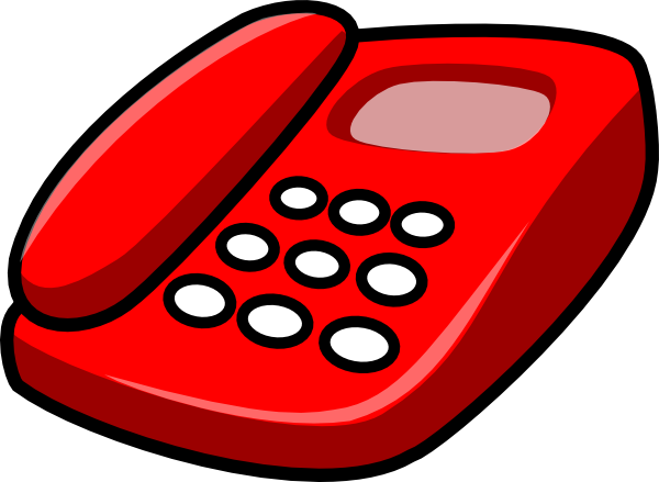Telephone Clip Art-Telephone Clip Art-4