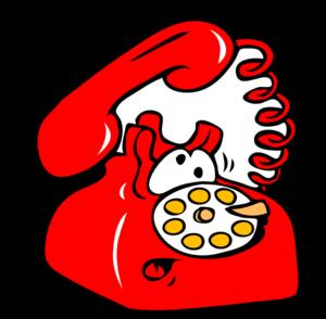 Telephone Clip Art-Telephone Clip Art-12