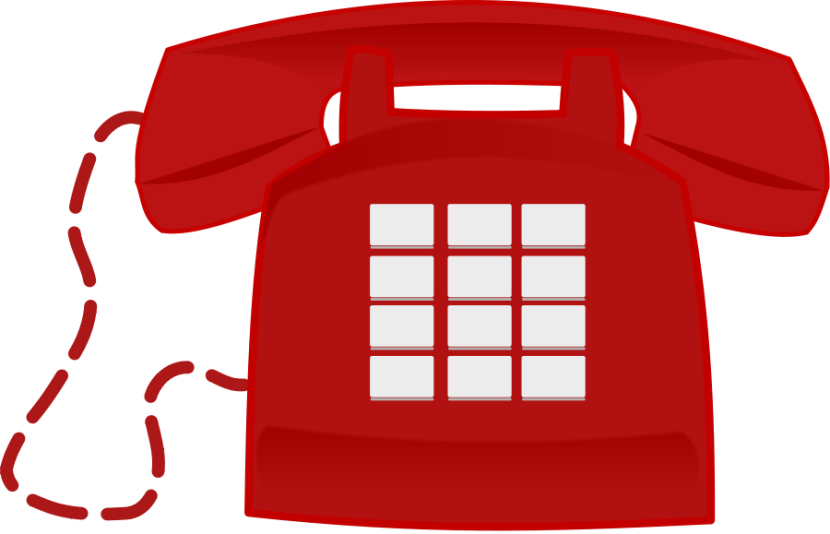 Telephone Phone Clipart-Telephone phone clipart-16
