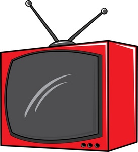 television clipart - Television Clip Art
