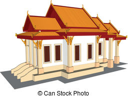 . ClipartLook.com Temple of the Emerald Buddha - Architectural design, the.