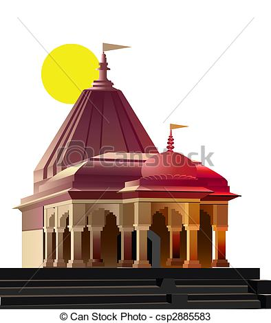 view of temple, place of worship, religion - csp2885583
