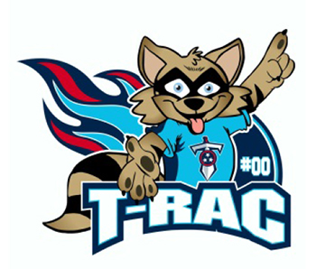 T-RAC APPEARANCES Want to hang out with -T-RAC APPEARANCES Want to hang out with the NFLu0027s best mascot? CLICK HERE  to find out how.-10