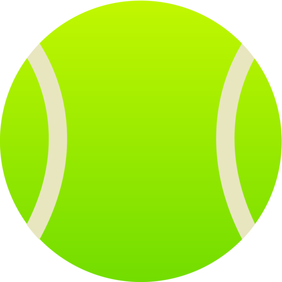 Tennis Ball Clipart-tennis ball clipart-8