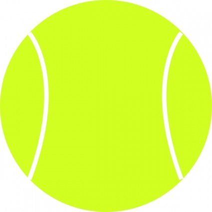 Tennis Ball Clip Art Free Vector In Open Office Drawing Svg Svg