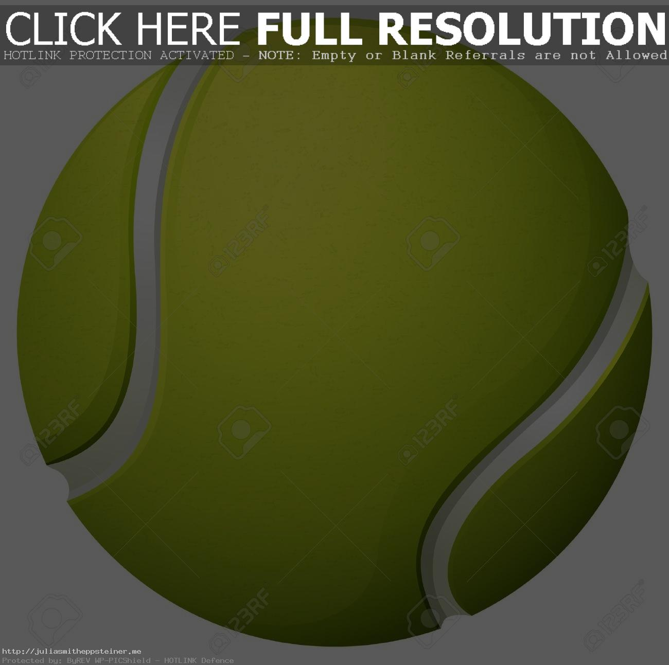 32 677 Tennis Ball Stock Illustrations Cliparts And Royalty Free  Outstanding Clipart