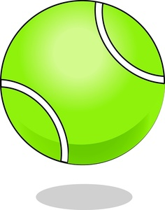 tennis ball clipart. bounce clipart