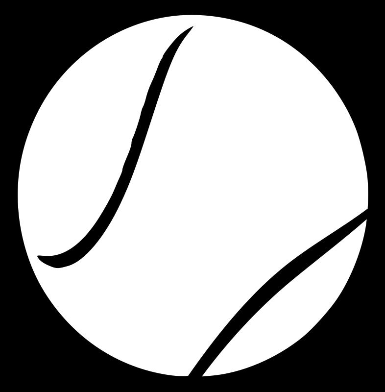 Clip art · Tennis ball ClipartLook.com